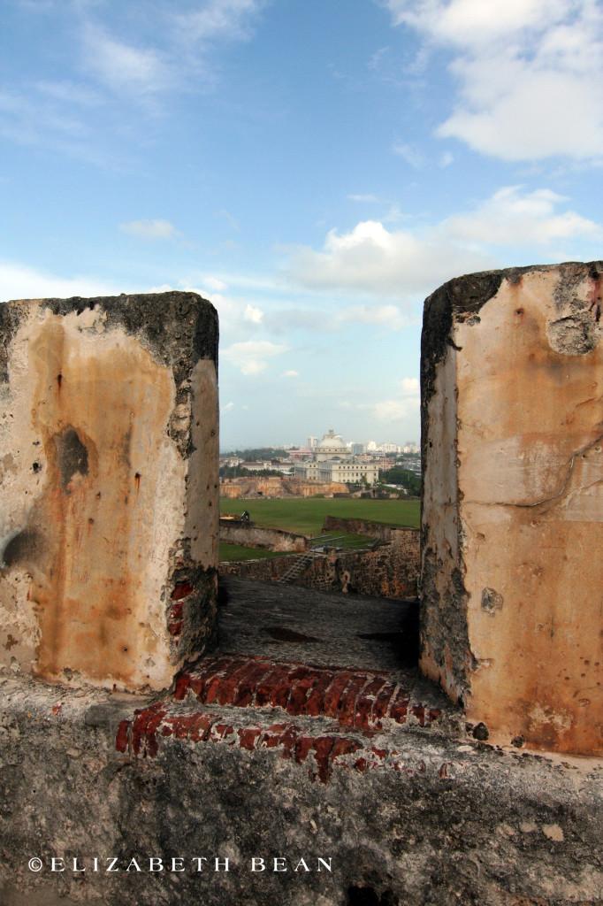 San Crist—bal Fort