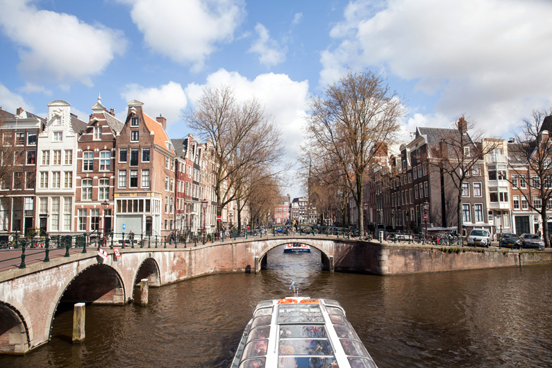 An Unexpected Love for Amsterdam