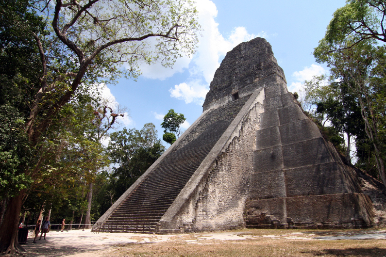 Off the Grid in Guatemala :: Tikal National Park