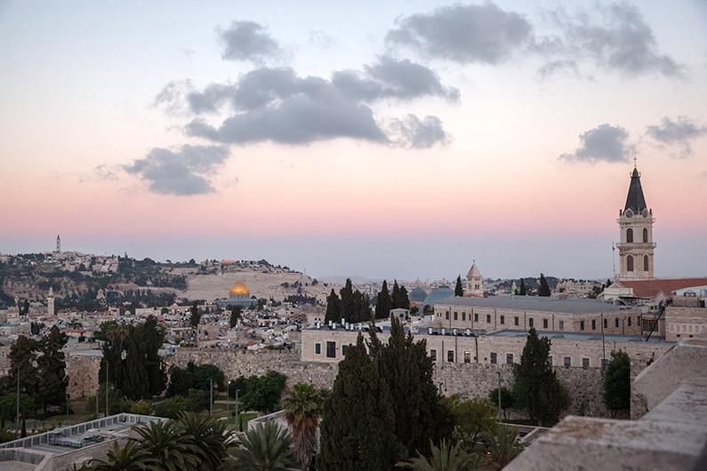 Unforgetable Jerusalem Views :: Jerusalem, Israel